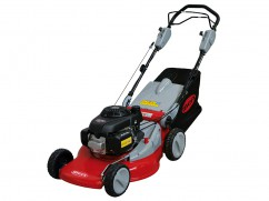 Lawnmower 53 cm with engine Honda GCV OHC - aluminium deck - variomat