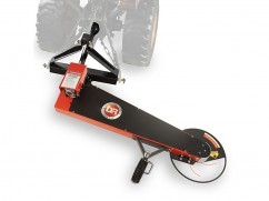 Brushcutter TRM for 3-point PTO