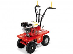 Green turf cutter 30 cm with engine Honda GX160 OHV - 2 speeds forward