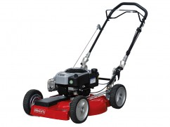 Mulching mower 53 cm with engine Briggs and Stratton 800 - aluminium deck - self-propelled