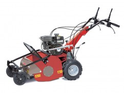 Flail mower 60 cm with engine Subaru SP17 - 1 speed forward + 1 reverse