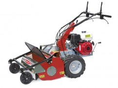 Flail mower 75 cmwith engine Honda GX270 OHV - 4 speeds forward + 2 reverse