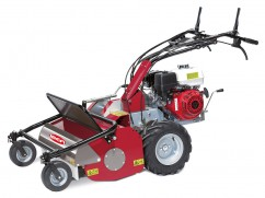 Flail mower 87 cmwith engine Honda GX390 OHV - 4 speeds forward + 2 reverse