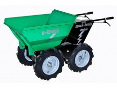 Electric transporter 24 Volt - max. 250 kg - 4X4