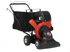 Vacuum blower 65 cm 140 liters with engine Briggs and Stratton - 3 speeds