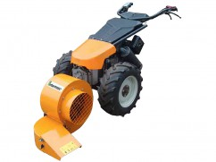 Blower for PTO two-wheel tractor