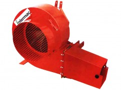 Blower for PTO tractor - airflow 6.800 m³/h