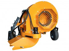 Blower for PTO tractor - airflow 10.000 m³/h