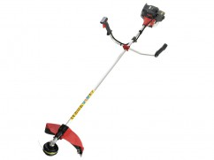 Brushcutter with engine Kawasaki TJ27 - 24 mm - wide handle