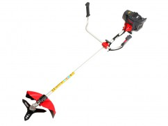 Brushcutter with engine Kawasaki TJ45 - 28 mm - wide handle