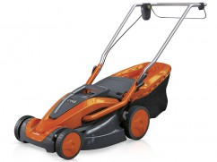 Lawnmower with electric engine 43cm 1600 Watt LUX version