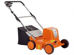 Scarifier 38 cm fix blades with electric engine 2000 Watt