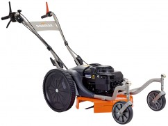 High grass mower 52cm wiht engine Honda GCV160 OHC - 4 wheels