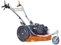 High grass mower 52cm with engine Briggs and Stratton 650 OHV
