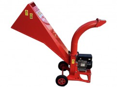 Shredder TRX 50S with electric engine 2200 Watt - 220 Volt mono - ø 5 cm