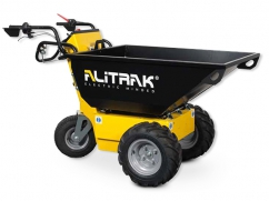 Electric dumper MT-500 P with 3 wheels and a load capacity of 550 kg