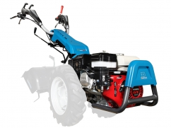 Motocultor 407S with engine Honda GX200 OHV 60 cm - basic machine without wheels and tiller box