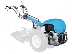 Motocultor 417S with diesel engine Lombardini 3LD510 elec.start - basic machine without wheels and tiller box
