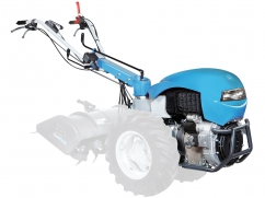Motocultor 418S Lombardini 3LD510 electric start - basic machine without wheels and tiller box