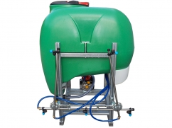 Portable de-icing sprayer 600 liter - pump AR30 for PTO