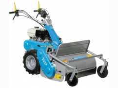 Flail mower 65 cm with engine Honda GX340 OHV - 3 speeds forward + 1 reverse