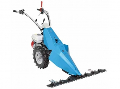Cutting bar mower 127 cm with engine Honda GX200 OHV - 2 forward speeds + 2 reverse