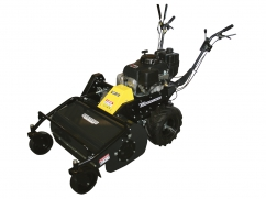 Flail mower HSR 110 with engine Honda GXV340 OHV - 65 cm