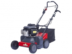 Scarifier SC42 with engine Honda GCV160 OHC - rotor with 15 fixed steel blades - 42 cm