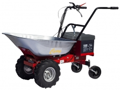 Transporteur CARRY 24V - 24 VDC - batterie 55 AH - 100 kg / 85 litres