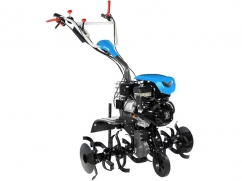 Hoe-tiller 218 with engine Honda Emak K900 H OHV 100 cm - 3 speeds forward + 1 reverse