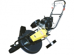 Lawn mower with side discharge TRL 60 SW with engine Honda  GXV160 OHV - 55 cm -