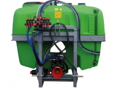 Portable sprayer 800 liter - pump AR1064 for PTO
