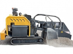 Self-propelled trencher FIBER 630 with Kutoba diesel engine - up to 630 mm