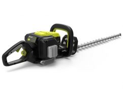 Hedge trimmer - basic machine without 120V battery pack - double blades - 610 mm