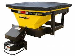 Salt spreader model SP-2000 - 12 Volt - 400 kg
