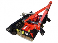 Power harrow 90 cm - roller 100 cm - for tractor