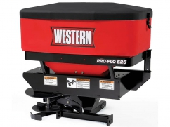 Salt spreader model PRO-FLO 525 - 12 Volt - 191 kg