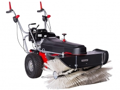 Sweeping machine 100 cm with engine Honda GXV160 OHV