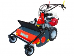 Flail mower 75 cm with engine Honda GX390 OHV - 4 speeds forward + 2 reverse