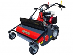 Flail mower 90 cm with engine Honda GX390 OHV - 4 speeds forward + 2 reverse