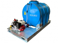 Spray unit 1100 liter - pump AR503 - engine  Honda GX270 OHV - 55 l/min