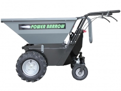 Electric transporter 24 Volt - max. 365 kg - 2X4