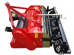 Stone burier 113 cm - roller 132 cm - for 3-point tractor