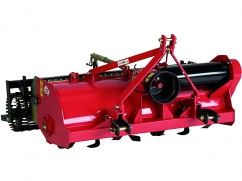 Stone burier 150 cm - roller 170 cm - for 3-point tractor