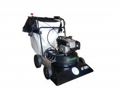 Bladzuiger AF100E Turbo - 230 liter - met motor Briggs and Stratton 675iS Instart - 70 cm