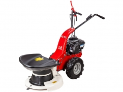 Rotary scythe mower RS90 with engine B&S 575 Exi OHV - 1 speed forward -57 cm