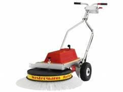 Radial sweeping machine WR 870 ACCU - 12 V DC - working width 870 mm