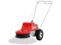 Radial sweeping machine WR 650 ACCU - 12 V DC - working width 650 mm