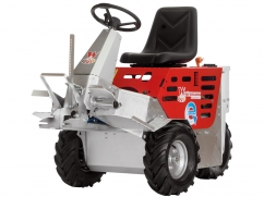 Multi-functional ride-on unit CM 2 ELECTRIC - 48 V DC - working width 800 mm