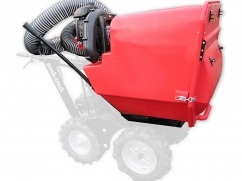 "Vacuum collector for mounting on self-propelled undercarriage type ""Muck-Truck"" - 450 liters"
